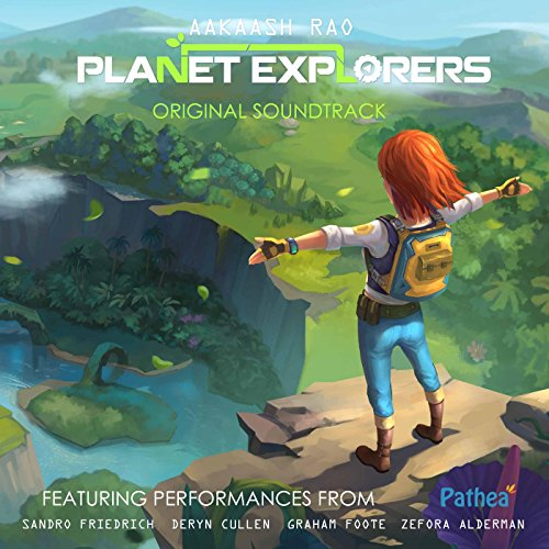 Planet Explorers (Original Soundtrack)