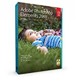 Adobe Photoshop Elements 2018日本語版 Windows/Macintosh版(PC ソフトウェア)