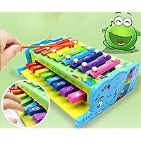 鉄琴 おもちゃ 音楽会 楽器 出産祝い 誕生日 クリスマス プレゼント