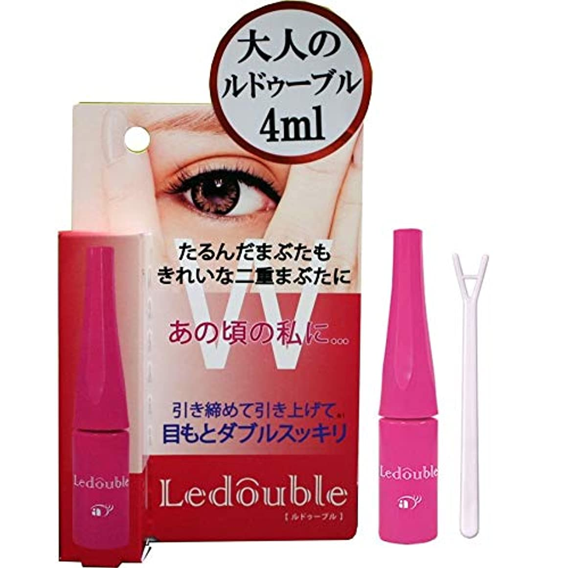 大人のLedouble [大人のルドゥーブル] 二重まぶた化粧品 (4mL)