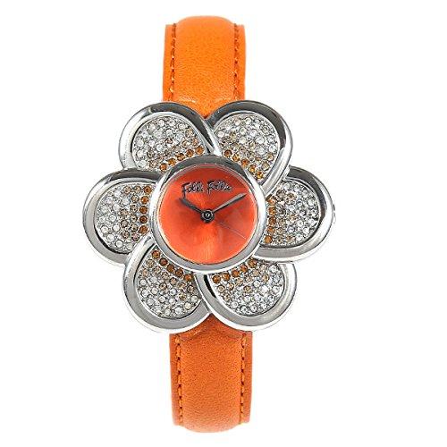 (フォリフォリ) FOLLI FOLLIE 時計 レディース WF5T009SPO OR 腕時計 ウォッチ レッド[並行輸入品]