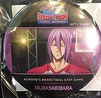黒子のバスケ 紫原 J-WORLD 特典 缶バッジ 劇場版 LAST GAME SPECIAL ROOM