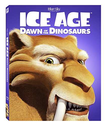 Ice Age 3: Dawn of the Dinosaurs [Blu-ray + DVD + Digital HD]