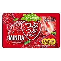 アサヒグループ食品 ミンティアつぶつぶいちご 50粒×10個