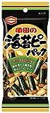 亀田製菓 海苔ピーパック 46g×10袋