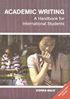 Academic Writing: A Handbook for International Students (Routledge Study Guides)