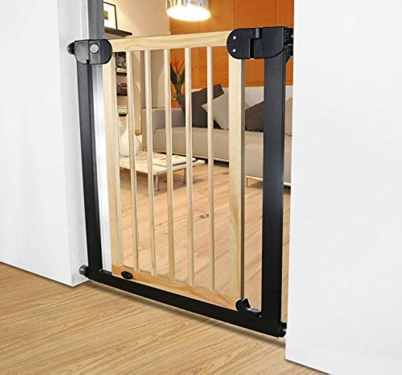 ZR- 安全ゲート\階段の手すり\子供の安全ドアのバー\固体木製の赤ちゃんのフェンス\赤ちゃんのキッチンフェンス\バリアドア (サイズ さいず : 97-104 cm)