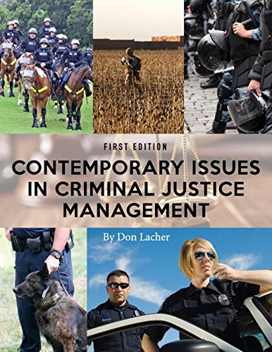 Download Contemporary Issues in Criminal Justice Management 1626617465