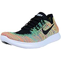 Nike Men's Free RN Flyknit 2017 Road Running Shoes
