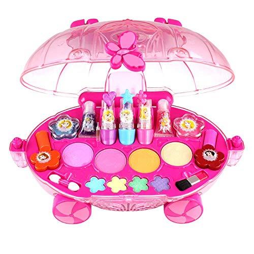 化粧品おもちゃ 子供用 メイクアップセット ディズニー 女の子