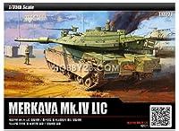 Academy 1/ 35Merkava Mk。IV LICタンクプラスチックモデルキット# 13227
