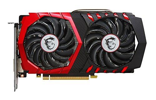 『MSI GeForce GTX 1050 Ti GAMING X 4G グラフィックスボード VD6190』の1枚目の画像