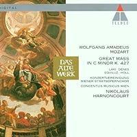 Mozart;Great Mass in C Mino