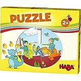 Puzzle Ritter und Prinzessin (Kinderpuzzle)