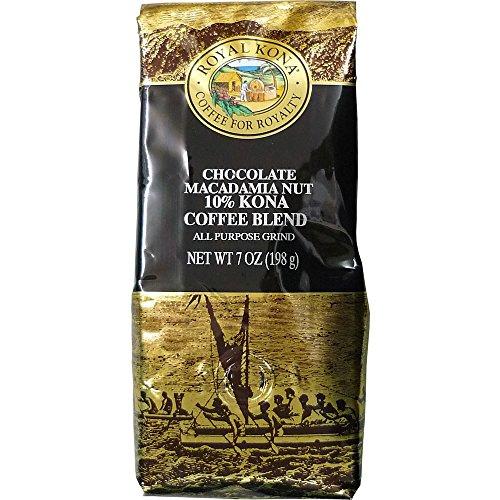 ロイヤルコナ チョコレートマカダミアナッツ 袋 198g
