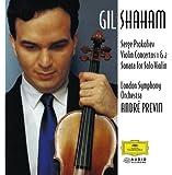 Violin Concertos / Solo Sonata Op 115
