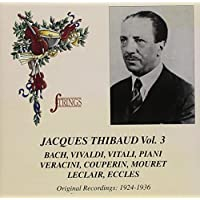 Jacques Thibaud Vol.3