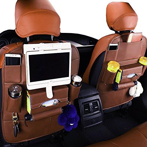 シートバックポケット 車用 収納ポケット 後部座席 収納バッグ 車 小物 収...