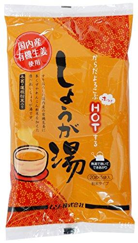 ムソー 有機生姜使用・しょうが湯 100g