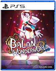 Balan Wonderworld - PS5 - Standard Edition