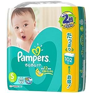 パンパース(テープ)/ ウルトラジャンボS S102枚