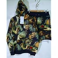 Supreme × Undercover hooded セットアップ パーカー&ショートパンツ Mサイズ シュプリーム アンダーカバー タグ付き 正規品