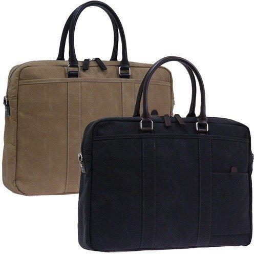 織人[オリジン]ビジネスバッグ メンズ ショルダーバッグ A4 出張 豊岡市製 国産 日本製 ベージュ
