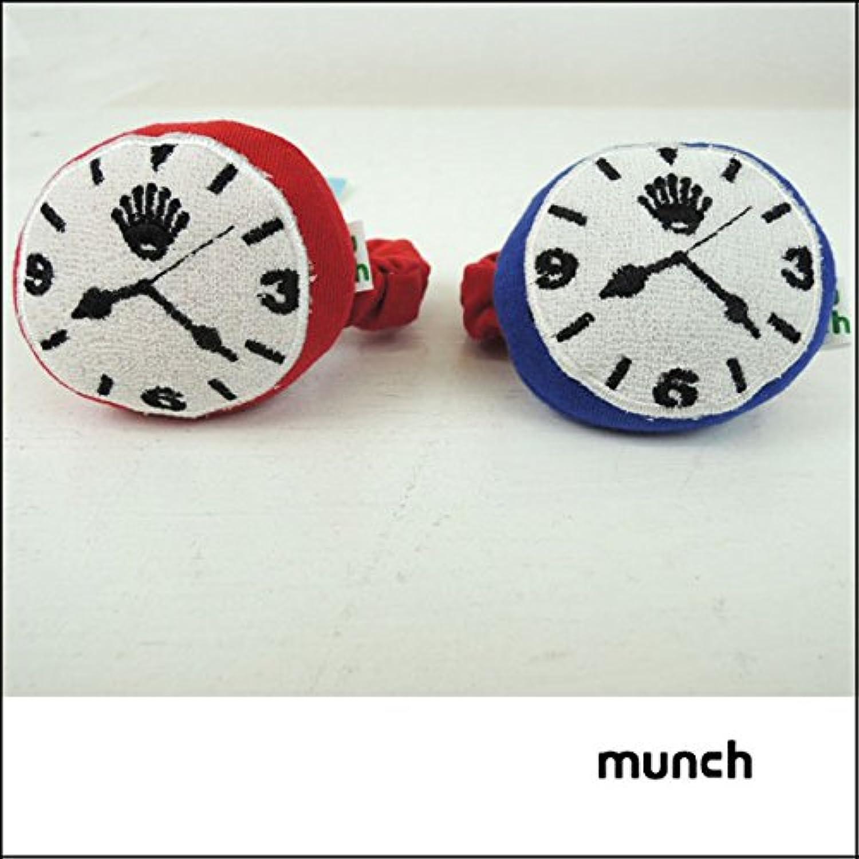 MUNCH (マンチ) 高級時計 がらがら ONE,08あお