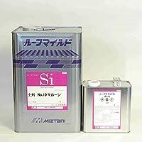 ルーフマイルドSi RM-10(マルーン) 16Kg/セット