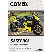 Suzuki GSX-R1000 2005-2006 (Clymer Motorcycle Repair)