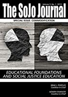 The SoJo Journal- Volume 5 Number 1