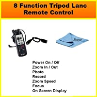8関数Lancリモートコントロールfor Sony Lanc端子