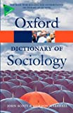 A Dictionary of Sociology (Oxford Paperback Reference)