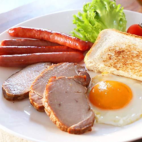 ハム ソーセージ ギフト 人気 朝食 モーニング 煮豚&燻製4種 肉系セット 詰め合わせ おつまみ 冷蔵 (通常ラッピング)
