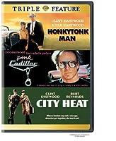 Honkytonk Man/Pink Cadillac/City Heat by Warner Home Video [並行輸入品]