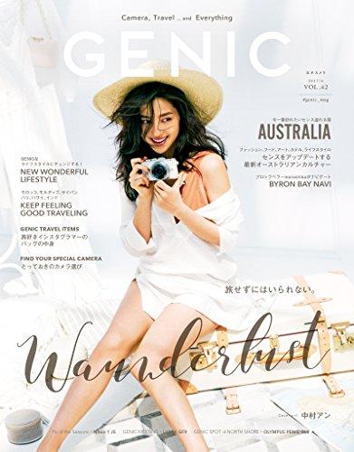 RoomClip商品情報 - 女子カメラGENIC 2017年 6月号(vol.42)