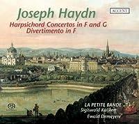 Harpsichord Concertos in F & G/Di
