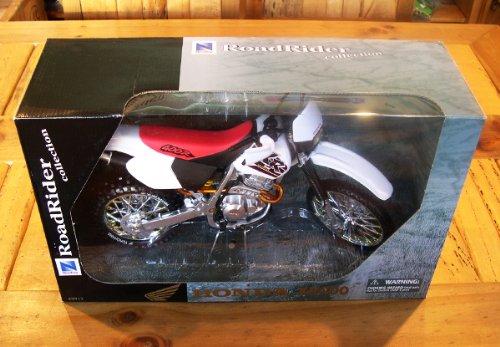 NewRay 1/6 Motorcycle Honda XR400 (White) モトクロス/オフロード/FMX/MOTOCROSS/模型/1:6/白/...