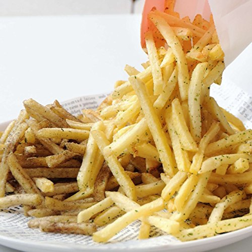 フライドポテト が断然おいしくなる ふりかけポテト ( 焼きチーズ味 ) 業務用 調味料 パック 500 g (250食分)