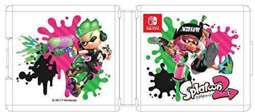 Nintendo Switch専用カードポケット24 スプラトゥーン2