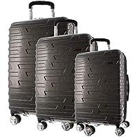 Pierre Cardin Hard Luggage - Set of 3 (PC3068)