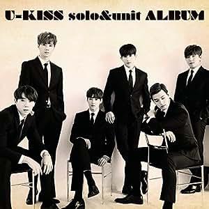 U-KISS solo&unit ALBUM(Blu-ray付)(スマプラ対応)