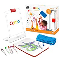 Osmo Creative Kit with Monster Game (iPad base included) [並行輸入品]