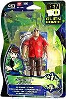 Ben 10 (ベン10) エイリアン Alien Force 4 インチ Action Figure フィギュア Grandpa Max[並行輸入品]