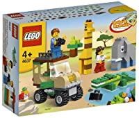 Lego Bricks & More 4637: Safari Building Set [並行輸入品]