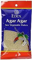 Eden Foods - 寒天の海の野菜ははげる - 1 オンス