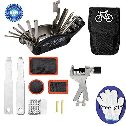 自転車用ツール 自転車用ツールセット 自転車のメンテナンス 使いやすい 持ち運びが簡単 多くの機能 ポケッタブル