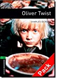 Oliver Twist (Oxford Bookworms Library) CD Pack