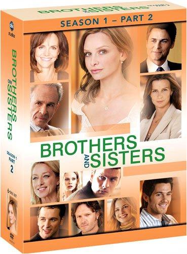 ブラザーズ&シスターズ シーズン1 コレクターズBOX Part2 [DVD]の詳細を見る