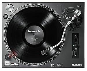 Numark ダイレクトドライブ・ターンテーブル S字型トーンアーム デジタル化可能 TT250USB